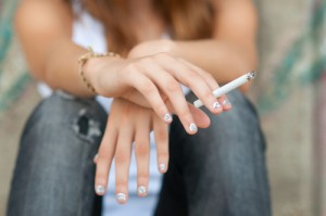 smoking and crohn's disease