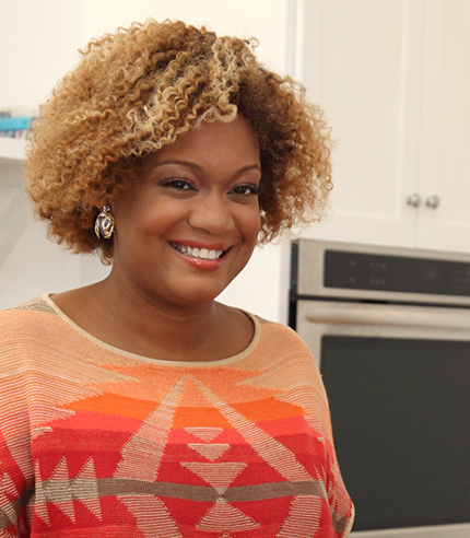 CCFA Launches Educational Campaign on IBD Nutrition Starring Sunny Anderson
