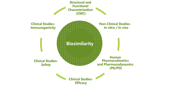 Biosimilarity categories