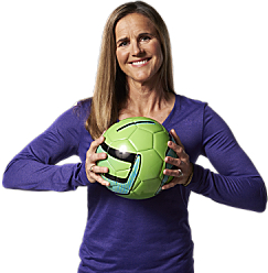 To Raise Awareness of IBD, Soccer Star Brandi Chastain and AbbVie Create 'Game Plan'
