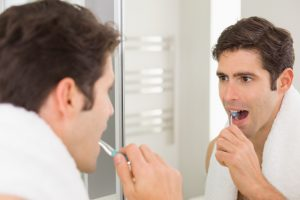 Can Brushing Your Teeth, Badly, Protect Against Inflammatory Bowel Disease? Apparently, Yes