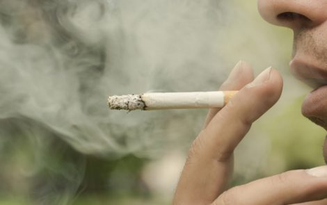 Cigarette Smoking Led to Colitis Through a T-cell Response in Mice