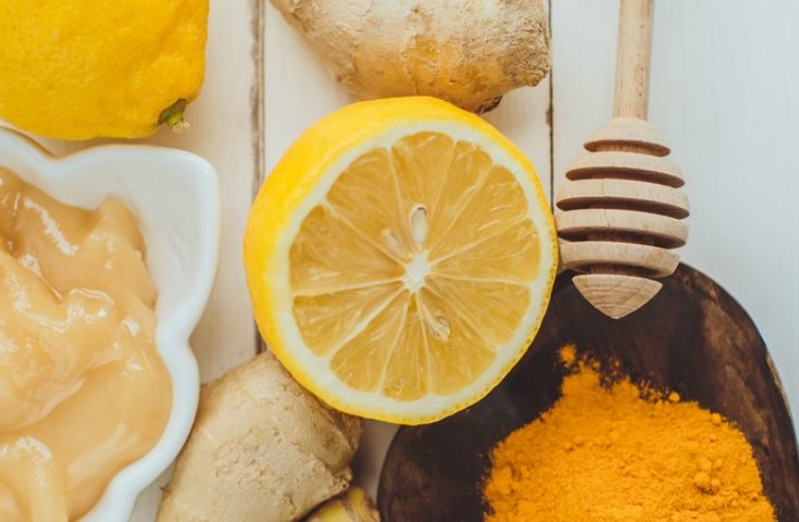 Inflammatory Bowel Disease: Ginger and Turmeric Tea