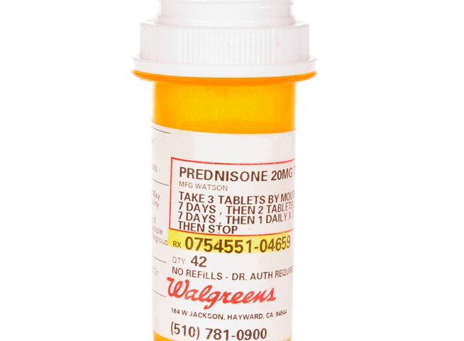 My Love/Hate Relationship with Prednisone