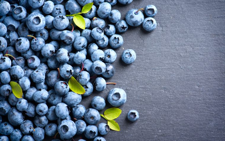 blueberry's anti-inflammatory effect