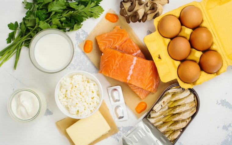 IBD diet and kids, vitamin A