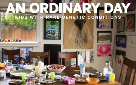 Photography Book 'An Ordinary Day' Portrays Children with Rare Genetic Diseases