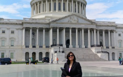 A Day on the Hill: Putting a Face on IBD Legislation