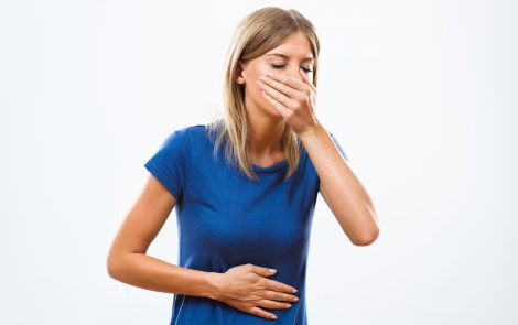 Nausea and Vomiting with Crohn's Disease and IBD