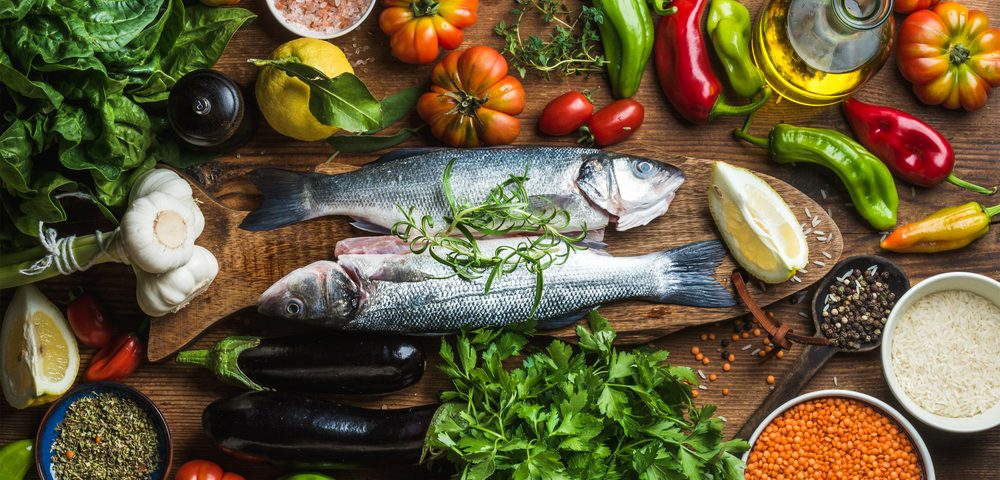 Study Links Mediterranean Diet to Lower Risk of Late-onset Crohn's Disease